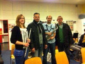 Foto Musikvereinspende 2014